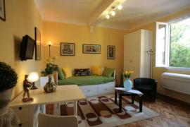 Nazione studio accommodation in Florence
